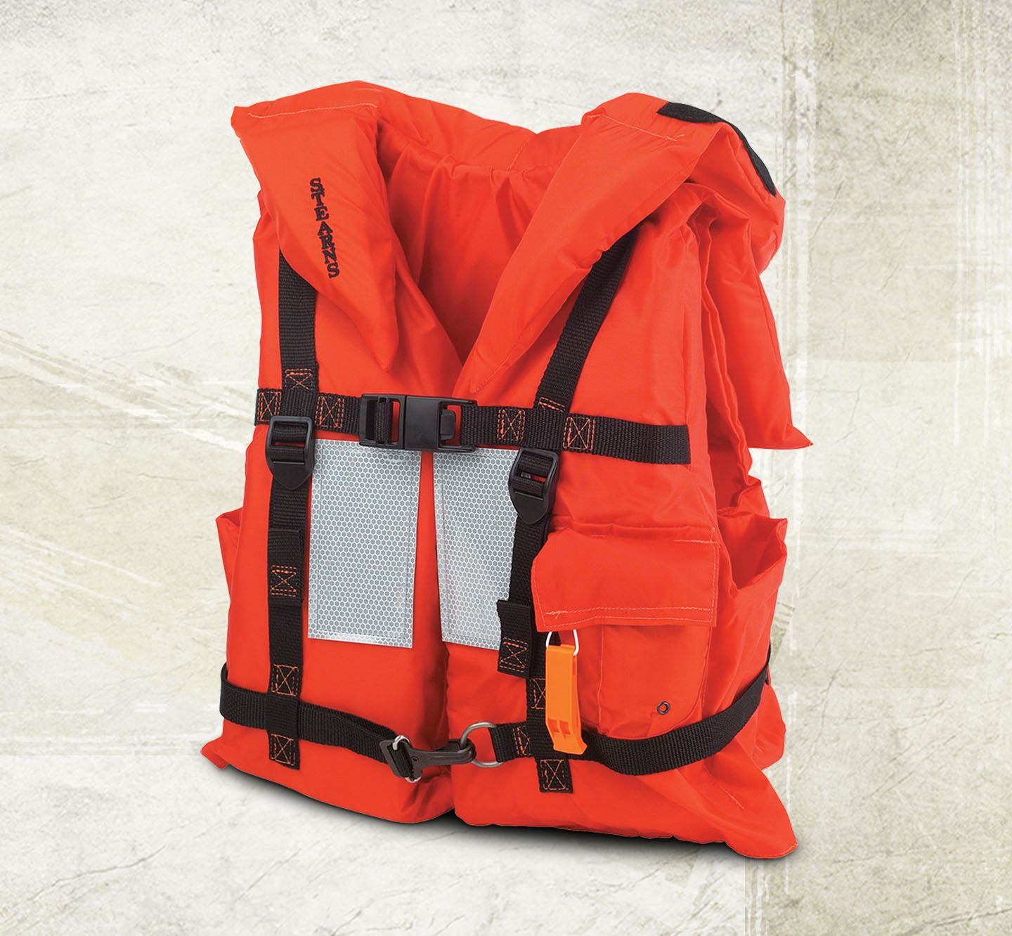 industrial life jacket